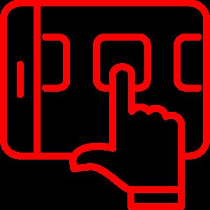 Red-choose-package wewalk